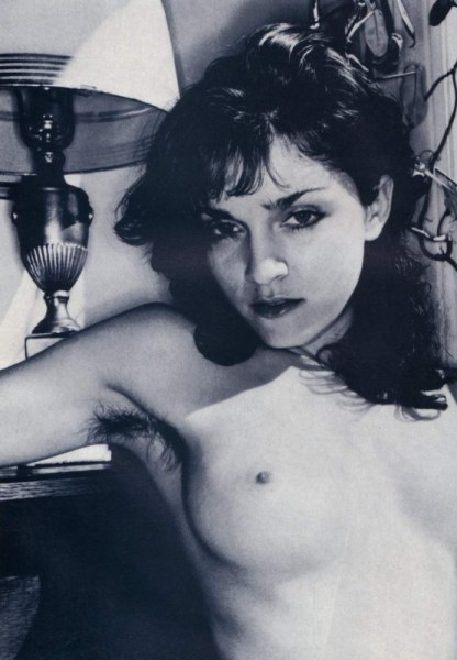 Μία είναι η Μadonna γατάκια! Κι αυτά είναι τα γυμνά πορτρέτα της (NSFW)
