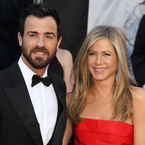 Jennifer Aniston: O μυστικός γάμος της justin theroux