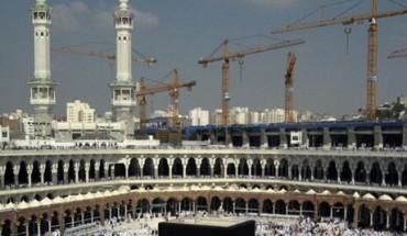 Γερανός έπεσε και καταπλάκωσε πιστούς στο Μεγάλο Τζαμί της Μέκκα