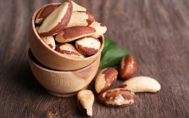 10 πράγματα που δεν γνωρίζατε για τους ξηρούς καρπούς