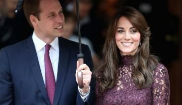 H Kate Middleton ντύθηκε «μελιτζάνα».