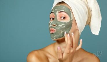 Μάσκα προσώπου για βαθύ καθαρισμό με αγγούρι