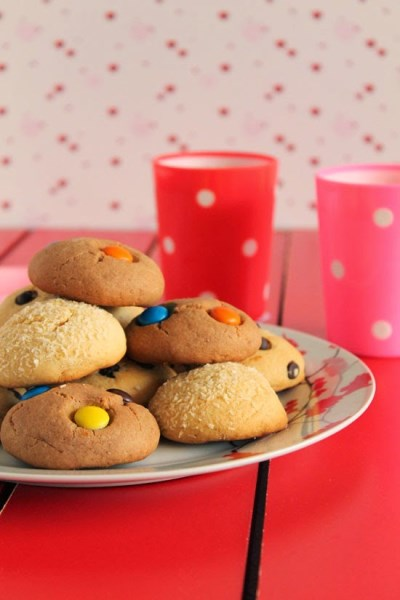 Καταπληκτικά μπισκότα με 3 υλικά.