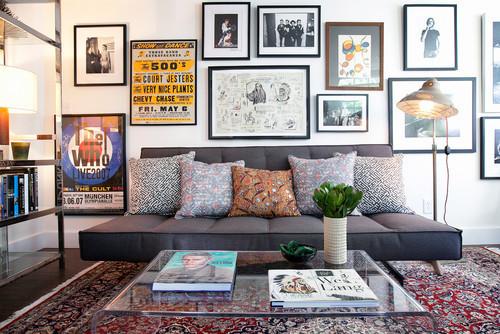 Πώς να δημιουργήσετε τον τέλειο τοίχο με καδράκια στο σπίτι σας.