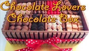 Κέικ κουτί σοκολατένιο: Γιά λάτρεις της σοκολάτας