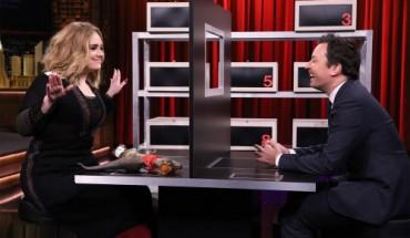 Η απολαυστική εμφάνιση της Adele στο σόου του Jimmy Fallon