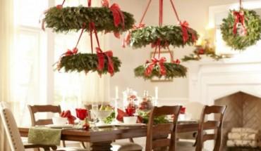 Φτιάξτε έναν ξεχωριστό χριστουγεννιάτικο πολυέλαιο