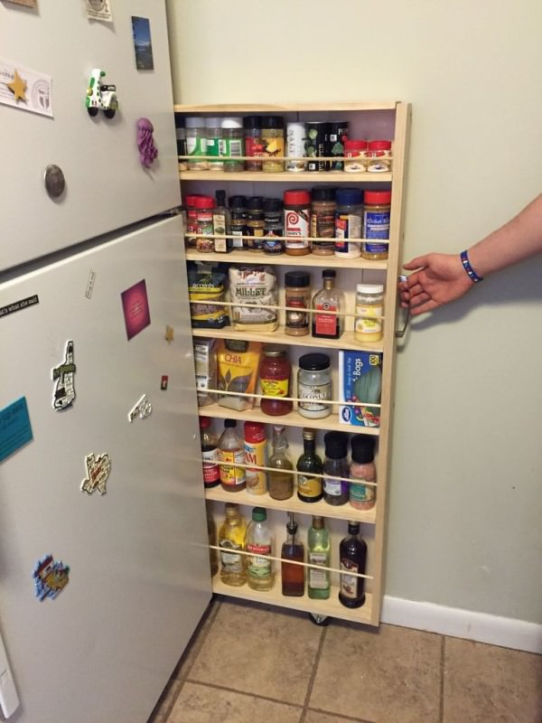 ελεύθερο χώρο στην κουζίνα