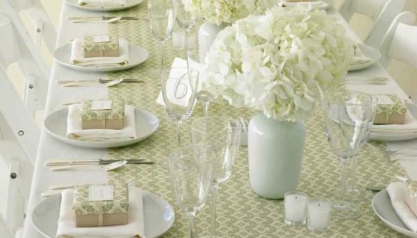 Συμβουλές διακόσμησης για το Πρωτοχρονιάτικο τραπέζι από την Martha Stewart