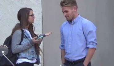 Κοινωνικό πείραμα: Πόσες κοπέλες δέχθηκαν να κάνουν σεξ με έναν άγνωστο;