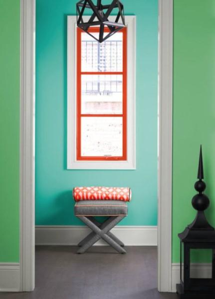 Αυτές είναι οι πιο στιλάτες αποχρώσεις για τους τοίχους του σπιτιού σας