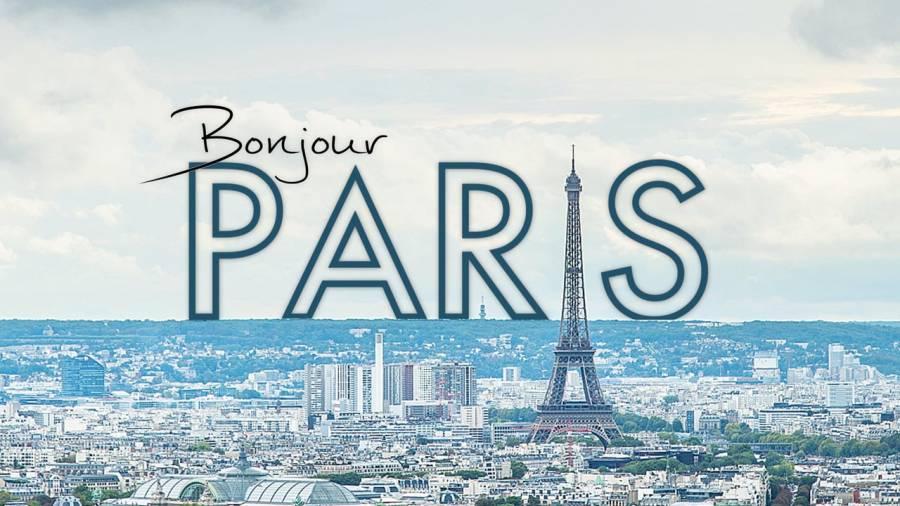 """Bonjour Paris : Ένα δίλεπτο βίντεο με τα αξιοθέατα της πόλης που θα σας κάνει να ερωτευτείτε την """"Πόλη του φωτός"""""""