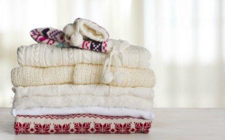 Πώς να αποθηκεύσετε τα χειμωνιάτικα ρούχα