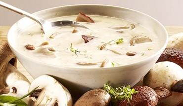 Συνταγή για μανιταρόσουπα