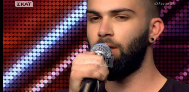 Τραγούδησε Παντελίδη στο X Factor