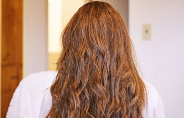 Κυματιστά μαλλιά σε 20'