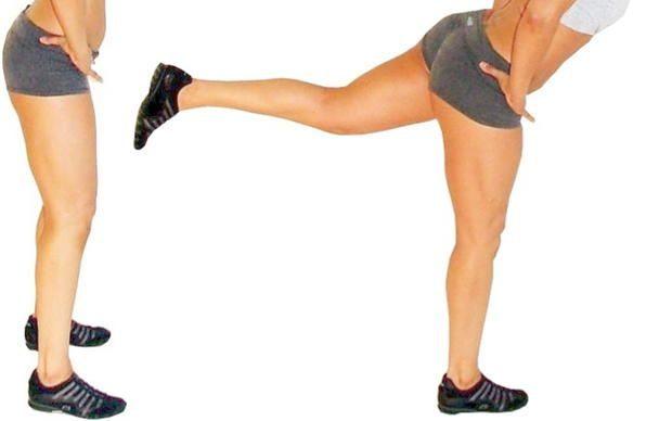 εύκολες ασκήσεις για στρογγυλούς γλουτούς 5
