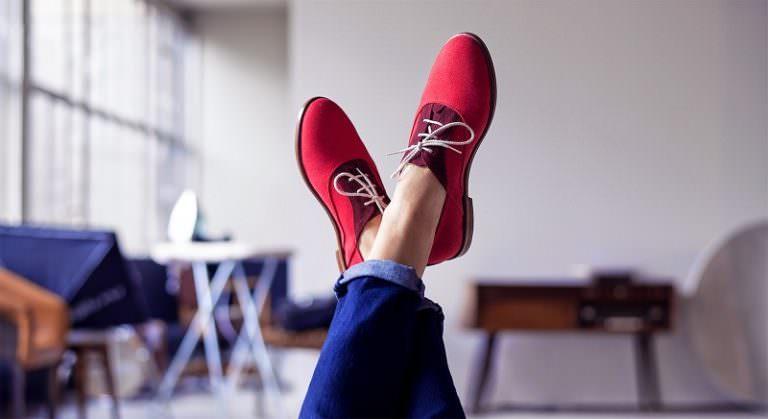 μυρίζουν τα παπούτσια