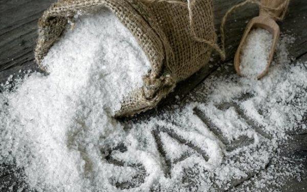 Το αλάτι παχαίνει