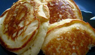 Τα pancakes της κυριακάτικης τεμπελιάς
