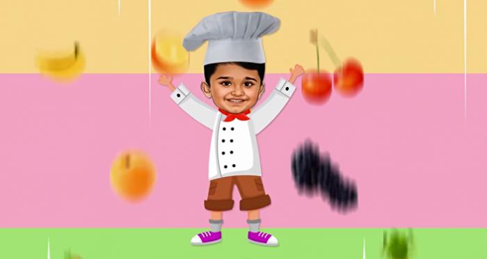 Ο πιο μικρός σεφ του κόσμου 2