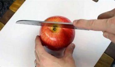 κόβουμε τα μήλα