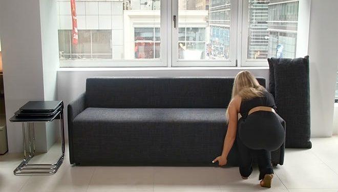 Καναπές που έχει τρελάνει