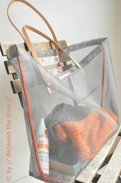 τσάντα για την παραλία