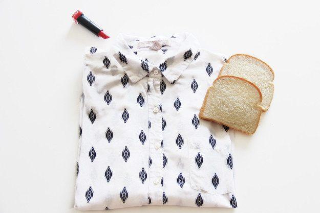 8 έξυπνα Κόλπα για Ρούχα 21