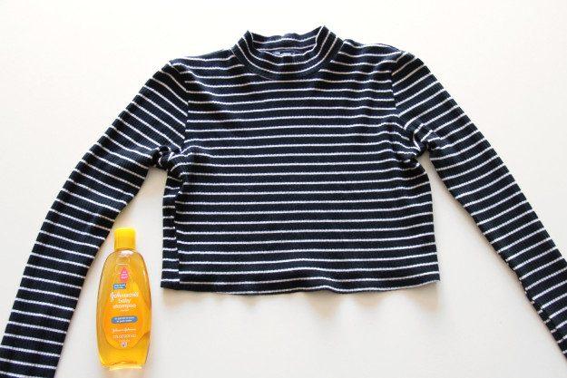 8 έξυπνα Κόλπα για Ρούχα 2