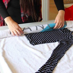 8 έξυπνα Κόλπα για Ρούχα 4