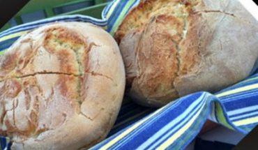 Ψωμί ζυμωτό σπιτικό