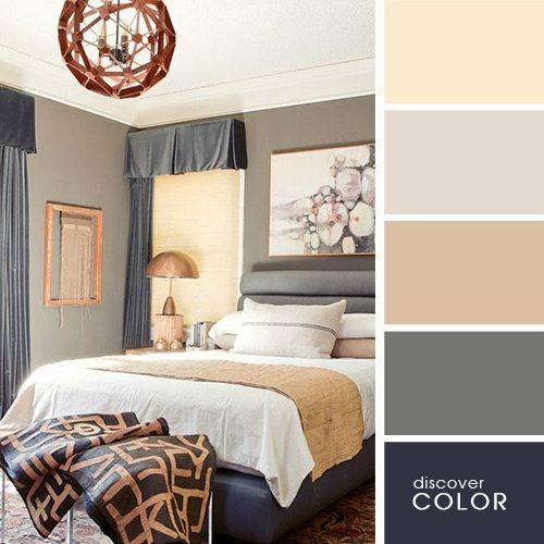 20 Καταπληκτικοί και Ζεστοί Χρωματικοί Συνδυασμοί για την Φθινοπωρινή Διακόσμηση του Σπιτιού σας 2