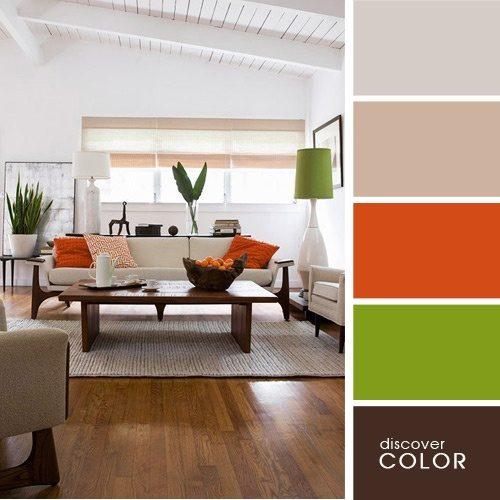 20 Καταπληκτικοί και Ζεστοί Χρωματικοί Συνδυασμοί για την Φθινοπωρινή Διακόσμηση του Σπιτιού σας 17