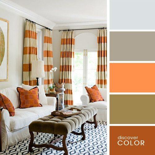 20 Καταπληκτικοί και Ζεστοί Χρωματικοί Συνδυασμοί για την Φθινοπωρινή Διακόσμηση του Σπιτιού σας 19