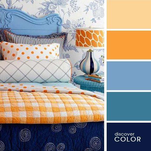 20 Καταπληκτικοί και Ζεστοί Χρωματικοί Συνδυασμοί για την Φθινοπωρινή Διακόσμηση του Σπιτιού σας 5