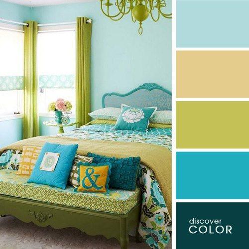 20 Καταπληκτικοί και Ζεστοί Χρωματικοί Συνδυασμοί για την Φθινοπωρινή Διακόσμηση του Σπιτιού σας 8