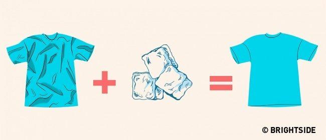 9 Απίθανα Κόλπα για να έχετε τα Ρούχα σας πάντα σε Άψογη Κατάσταση, ΧΩΡΙΣ σιδέρωμα! 10