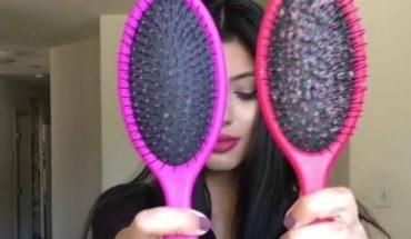 κόλπο για να μην κολλάνε τρίχες στην βούρτσα των μαλλιών σας