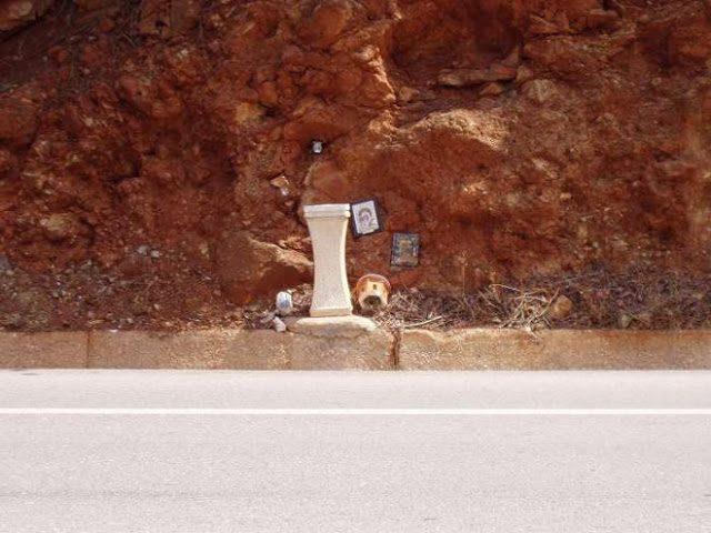 Το τάμα του Αεροπόρου που ΣΥΓΚΛΟΝΙΖΕΙ – Περπάτησε στην εθνική και άναψε 367 καντήλια θυμάτων τροχαίων 4