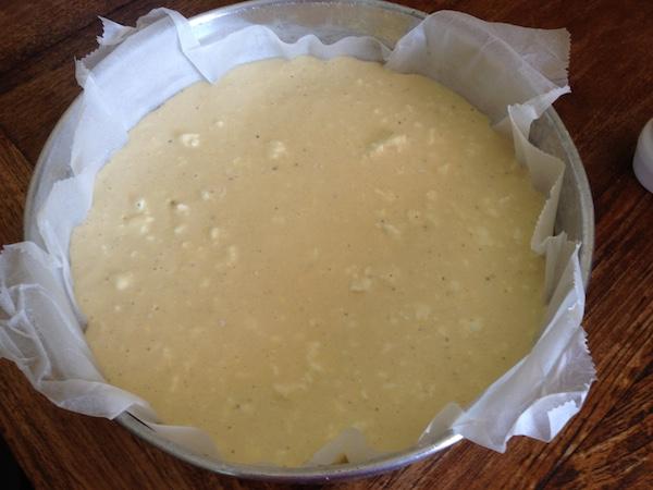 Τυρόπιτα χωρίς φύλλο με σόδα