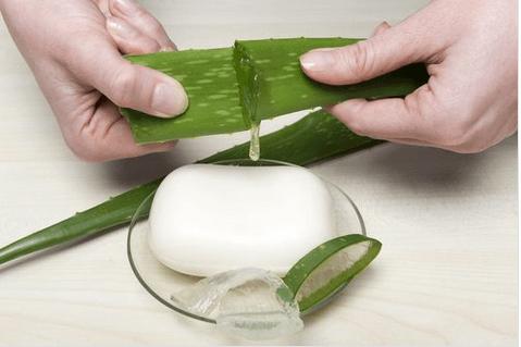 Πώς μπορείτε να φτιάξετε σαπούνι με αλόη βέρα 2