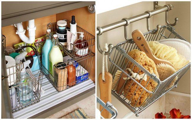 15 τρόποι να αποθηκεύσετε πράγματα στο σπίτι που δείχνουν πως υπάρχει χώρος για όλα.  9