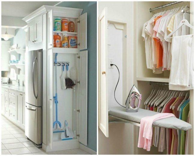 15 τρόποι να αποθηκεύσετε πράγματα στο σπίτι που δείχνουν πως υπάρχει χώρος για όλα.  11