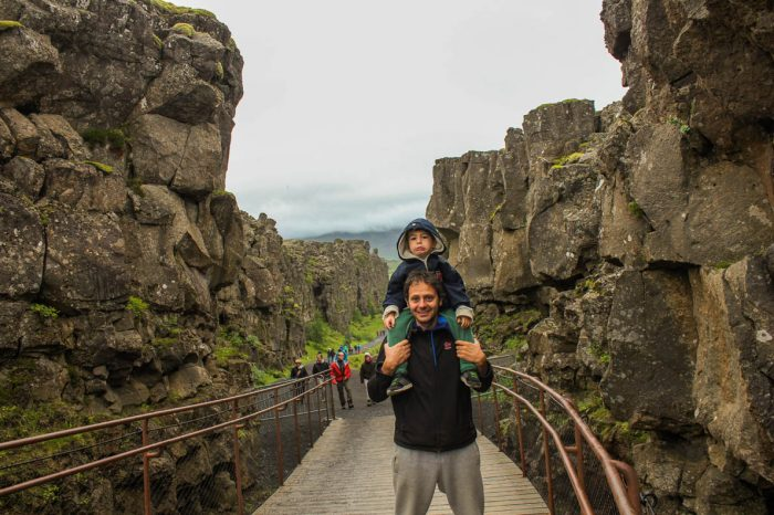 O περήφανος Έλληνας μπαμπάς που θέλει να γυρίσει όλο τον κόσμο με τον γιο του. 6