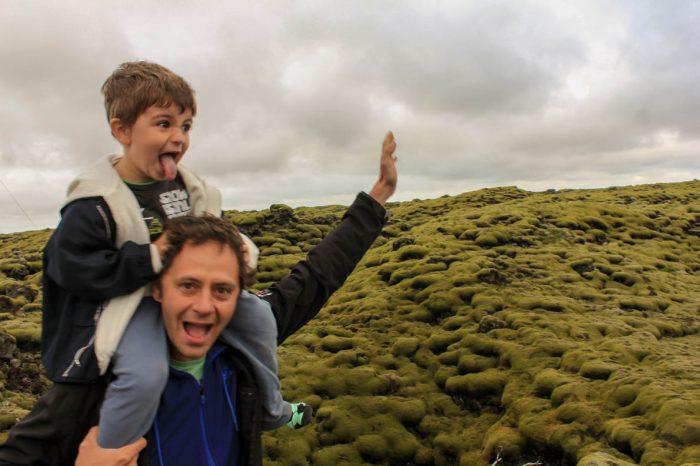 O περήφανος Έλληνας μπαμπάς που θέλει να γυρίσει όλο τον κόσμο με τον γιο του. 4