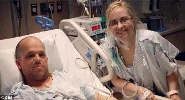 Δώρισε το συκώτι του σε μια άγνωστη και εκείνη του χάρισε μια ολόκληρη ζωή!  6
