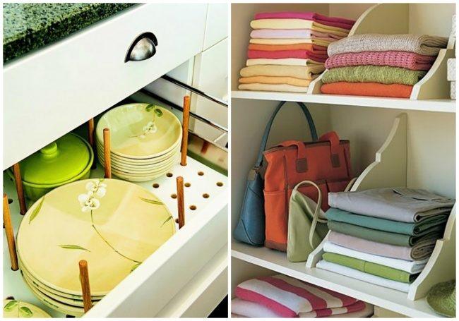 15 τρόποι να αποθηκεύσετε πράγματα στο σπίτι που δείχνουν πως υπάρχει χώρος για όλα.  2