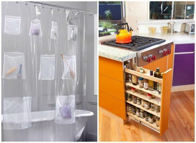 15 τρόποι να αποθηκεύσετε πράγματα στο σπίτι που δείχνουν πως υπάρχει χώρος για όλα.  10