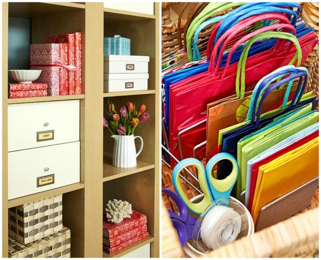 15 τρόποι να αποθηκεύσετε πράγματα στο σπίτι που δείχνουν πως υπάρχει χώρος για όλα.  5